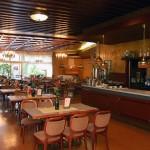 Ein Blick ins Café Langenstein